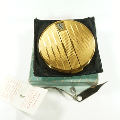 Unused Boxed Stratton Mirror Compact