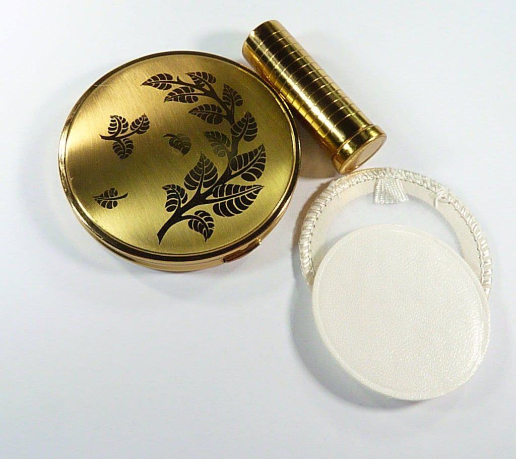 Unused 1950s Loose Powder Compact