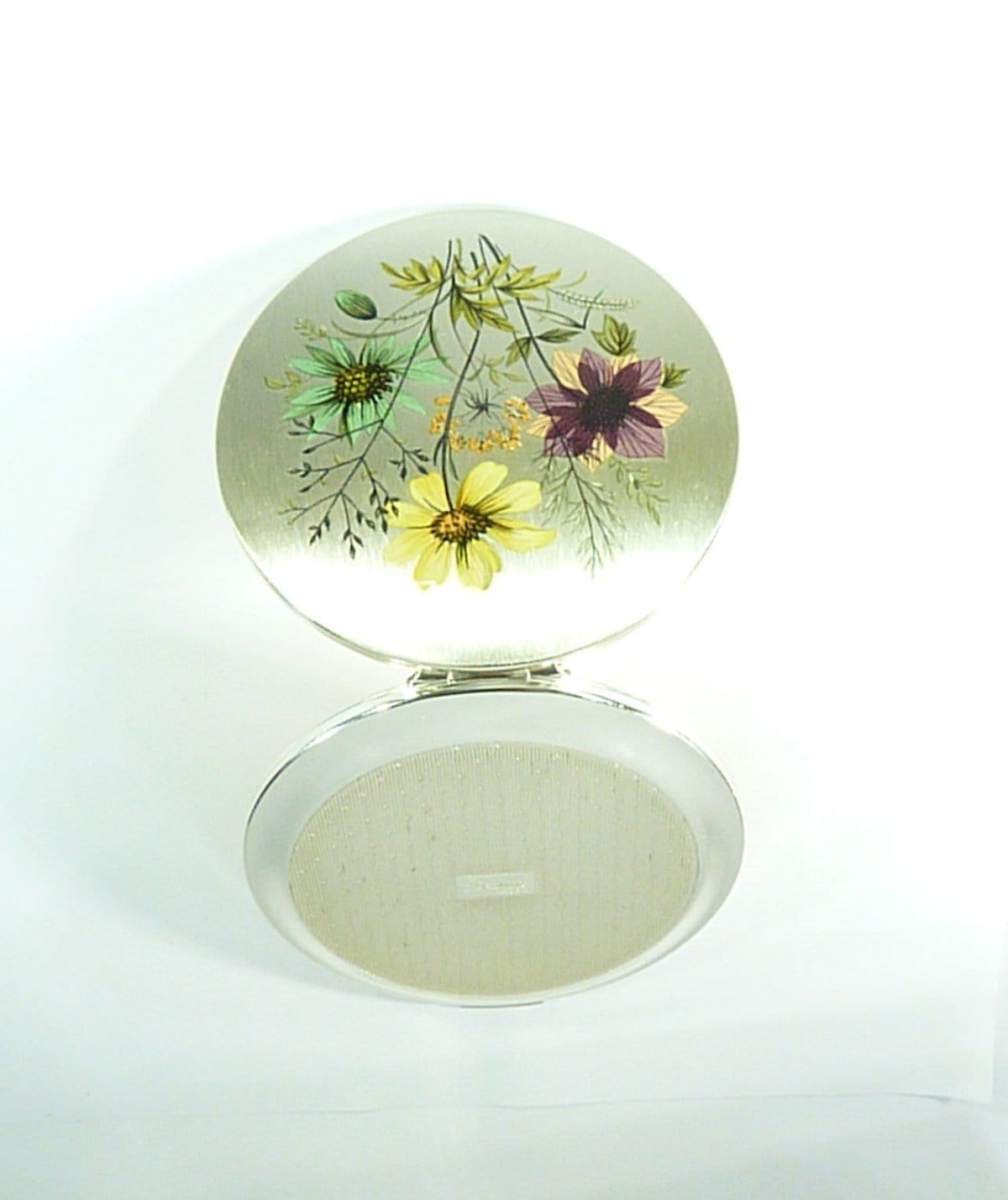 Unused Boxed Vintage Compact Mirror