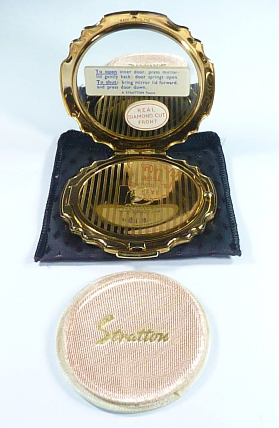 Unused Stratton Compact