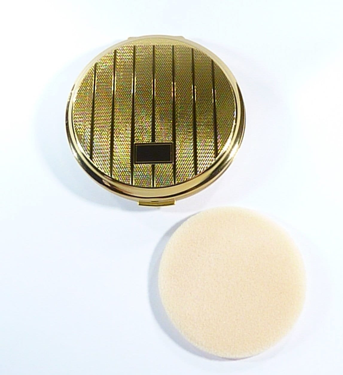 Stratton Compact Case With Mirror For Max Factor Creme Puff