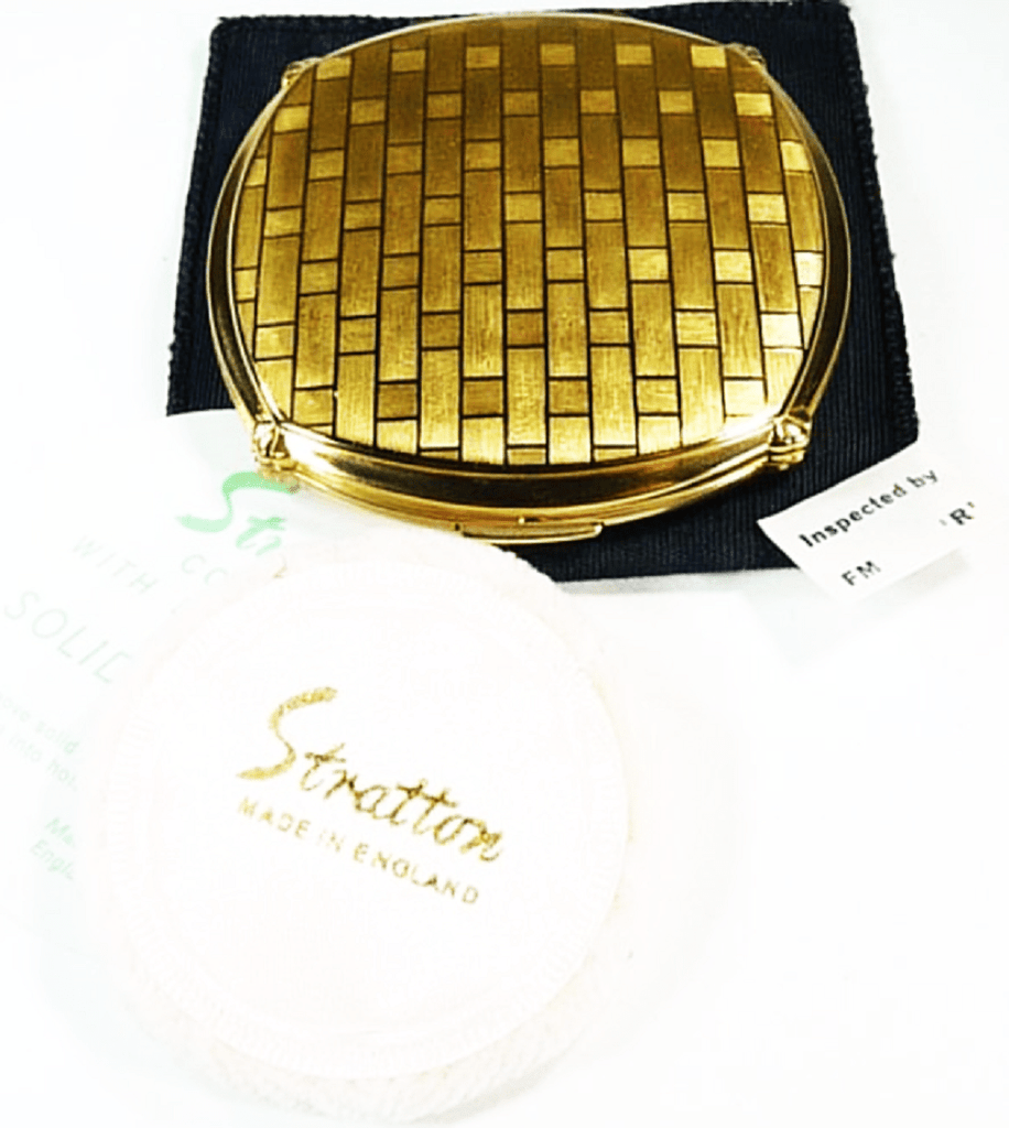 Unused Vintage Stratton Compact