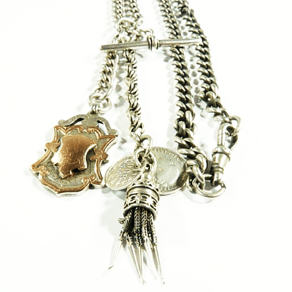 Victorian Fob Necklace