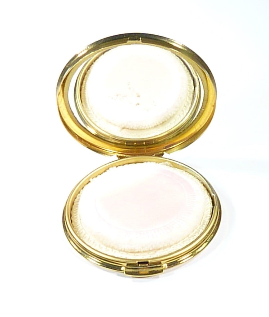Vintage Loose Powder Compact