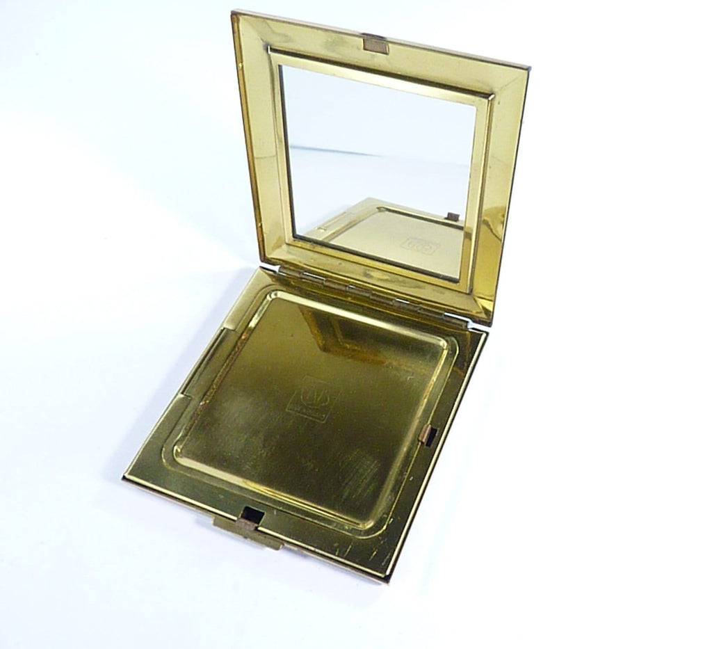 Vintage Powder Mirror Compacts
