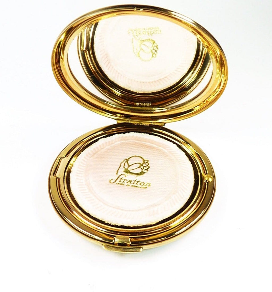 Vintage Stratton Powder Compact