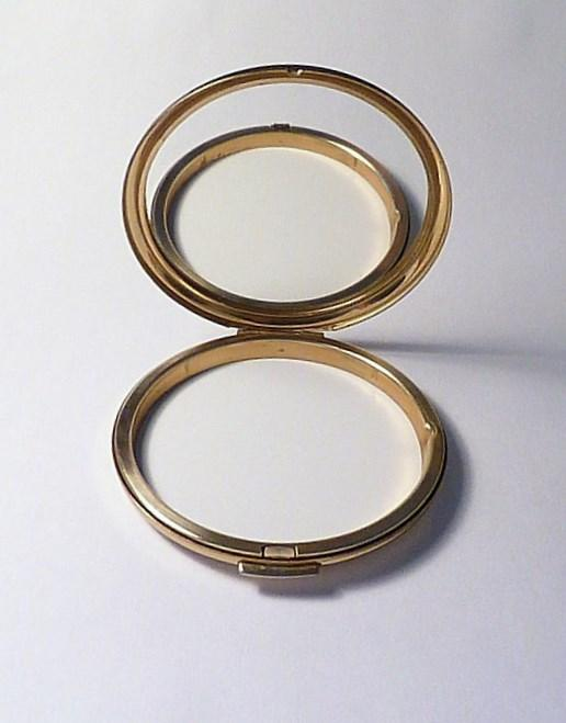 vintage Stratton powder compacts