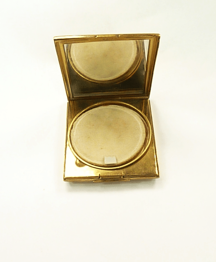 Yardley Powder Compact Mirror