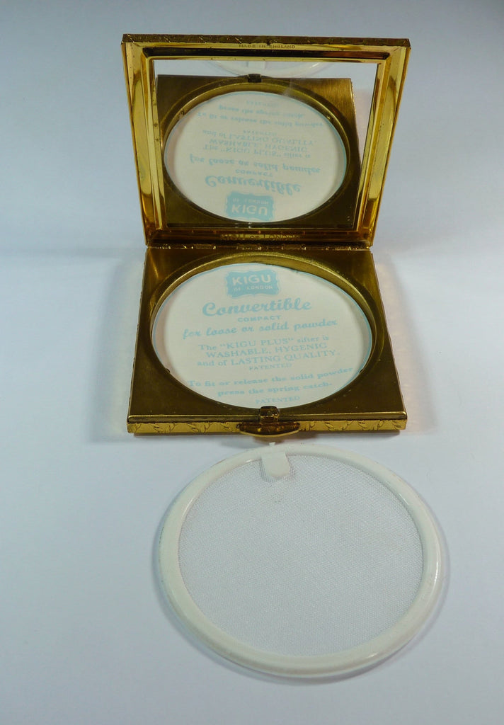 compact suitable for max factor creme puff