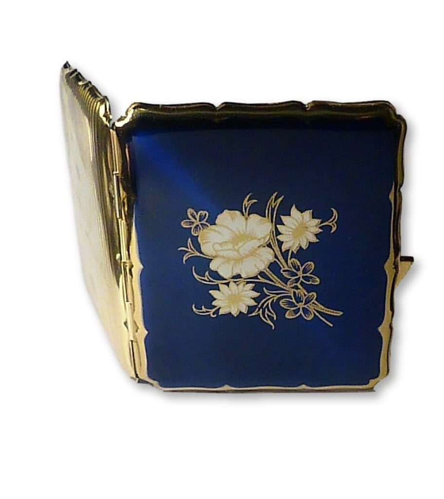 enamel cigarette cases vintage
