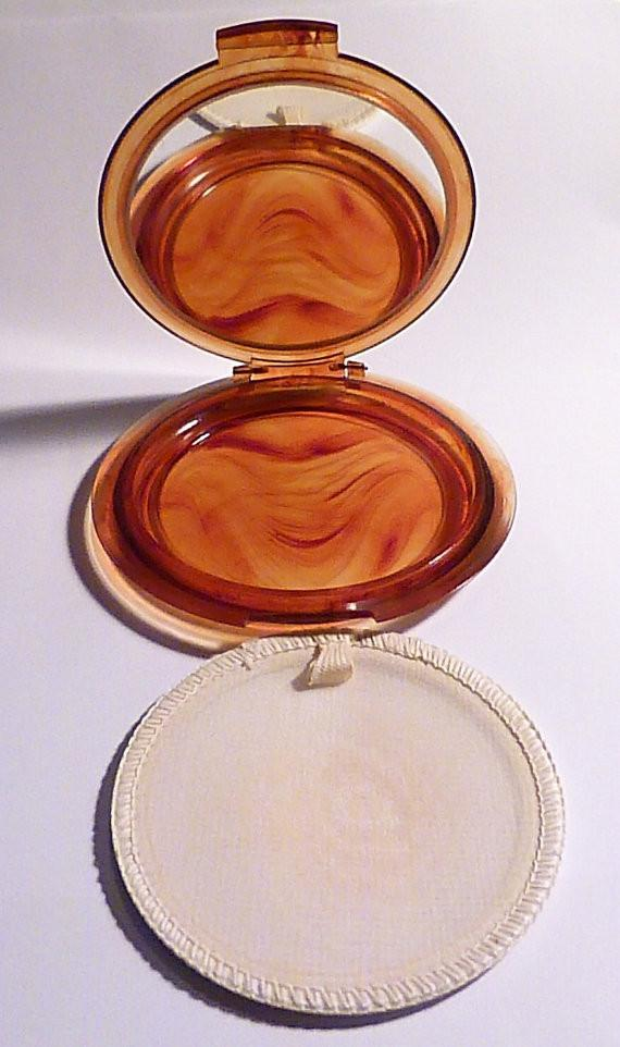 Vintage MAVCO compact mirror vintage bridesmaids gifts birthday gifts for her powder compacts - The Vintage Compact Shop