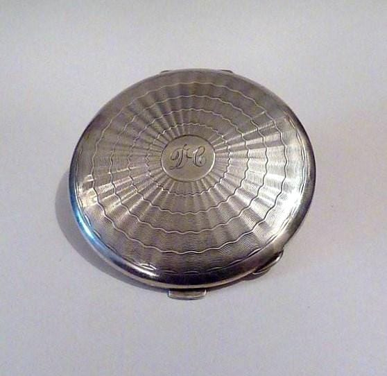 john rose silver compacts