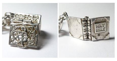 rare vintage charms sterling silver
