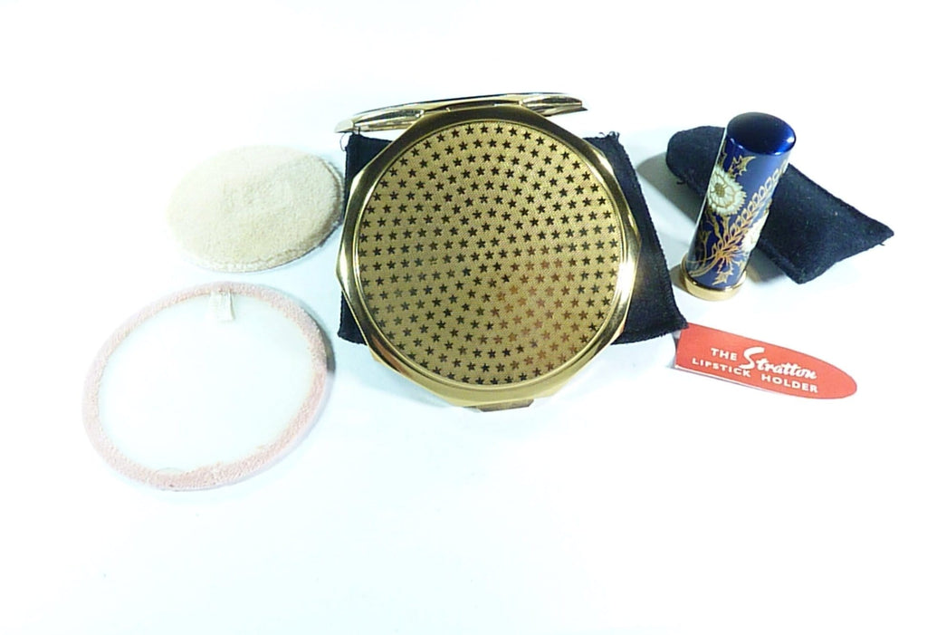 refillable compact for loose powder