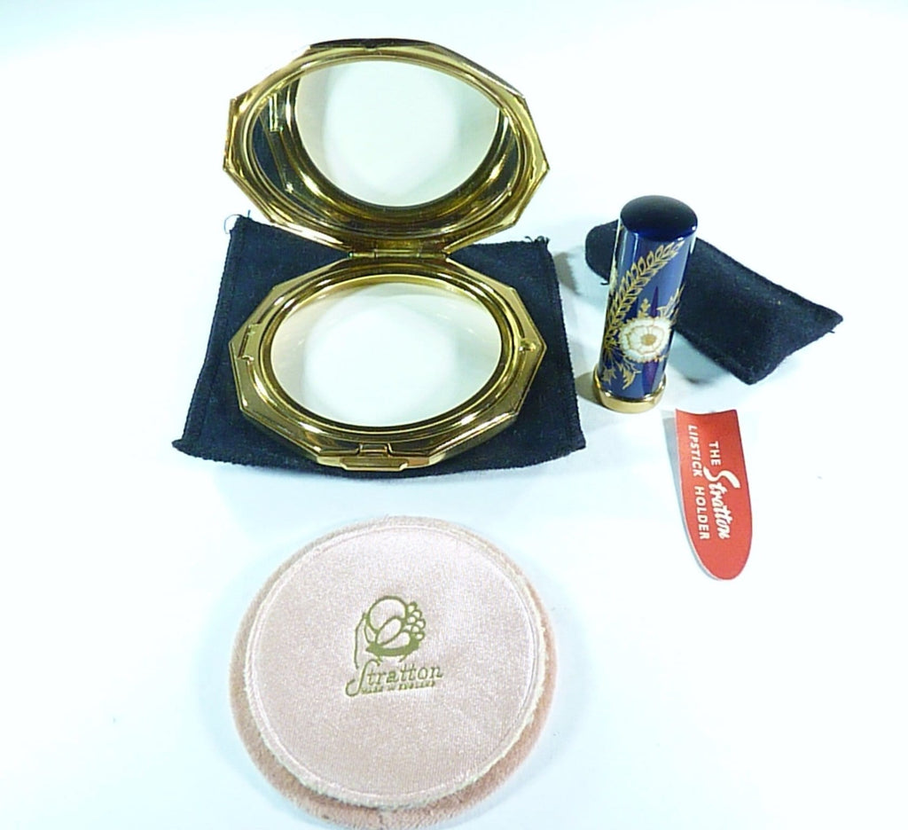 refillable compact mirrors vintage