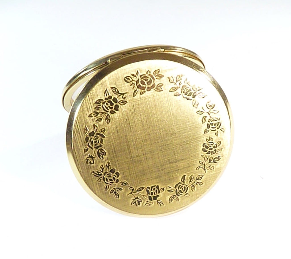 retro bridesmaids gifts Stratton compact