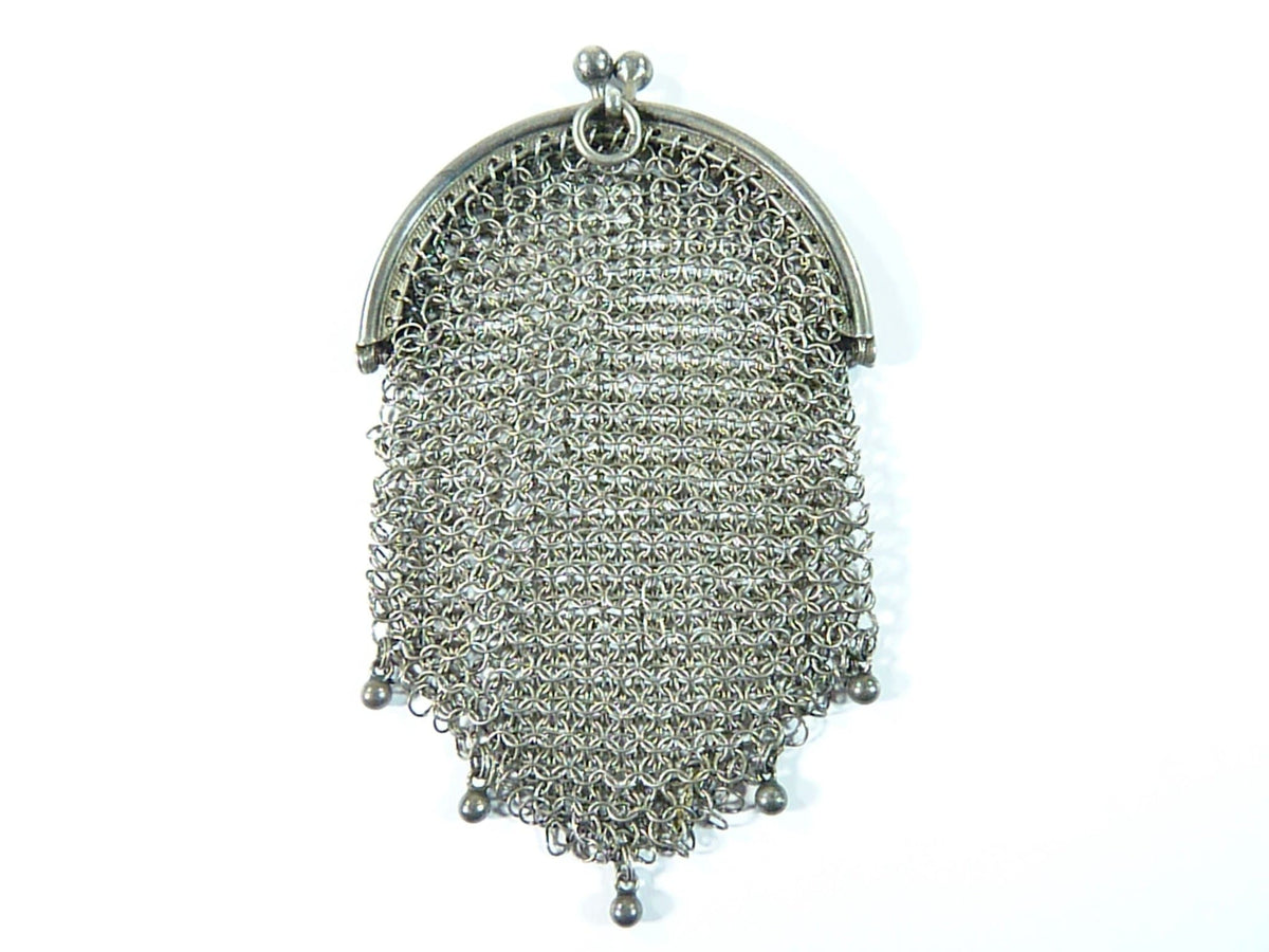 Silver christening gifts for girls antique silver baptism gifts 1900s chatelain purse