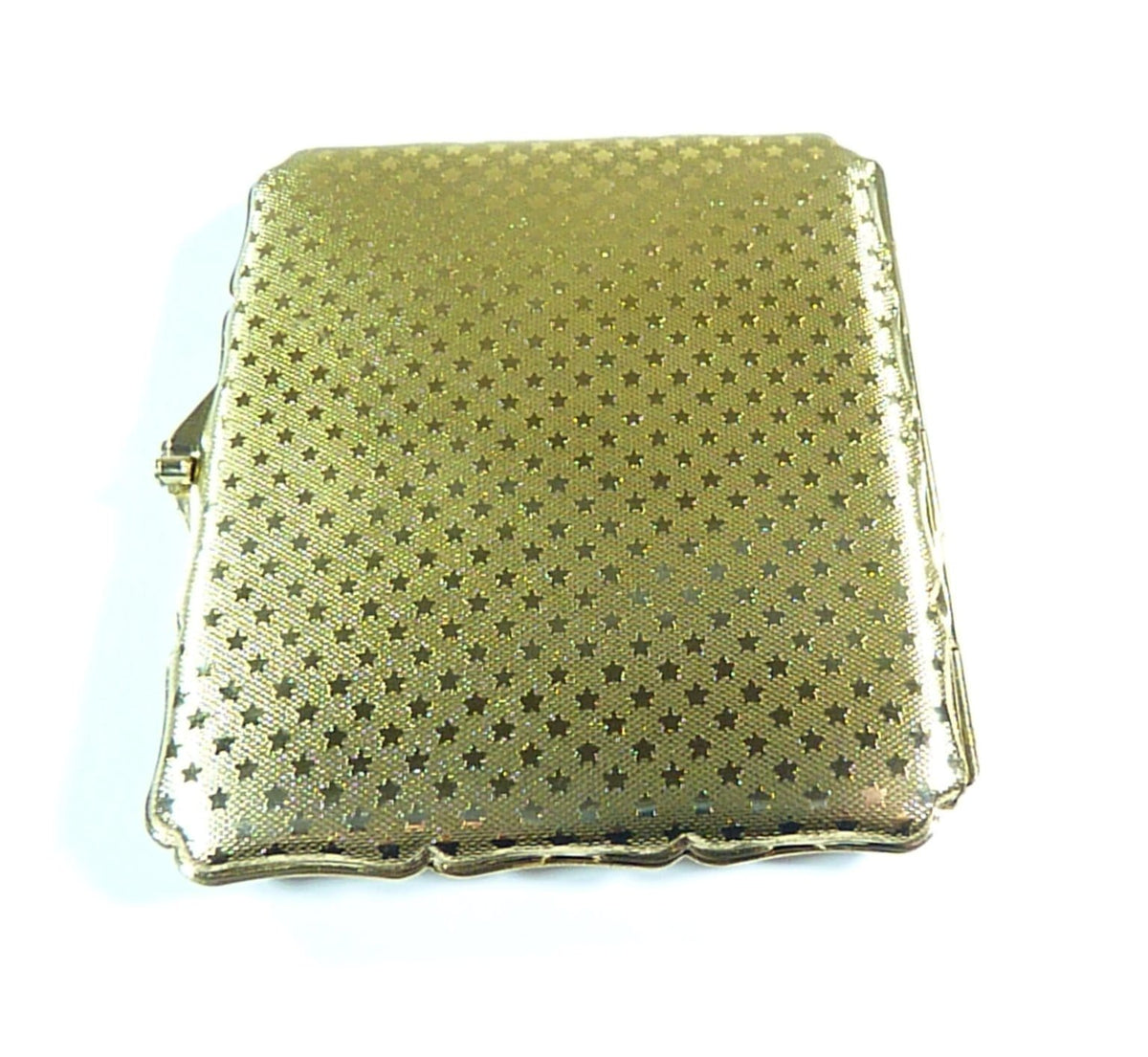 vintage Stratton cigarette case