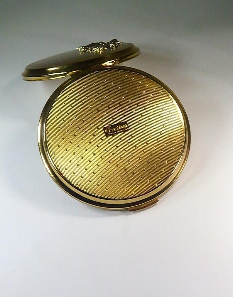 vintage compacts suitable for use with rimmel stay matte powder