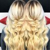 Kelsi Kay stylist at Platinum Hair Salon in Alabama