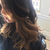 Brittany Thomas stylist at Alex Chases Salon in California