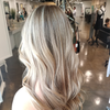 Yovana Pacheco stylist at Inspirations Salon in California