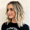 Samantha Stebbins hairstylist at Haven Salon and Spa in California
