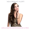 New Product Alert: Capellia Wefted Hair Extensions by Le Prive