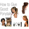 How to use Hair Extensions to make Amazing Ponytails