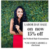 Labor Day Sale Begins Now Online & In Stores!