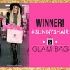 Sunny's Glam Bag Winner - Stylist Ashley Paige (IG @spanishdreamgirl)