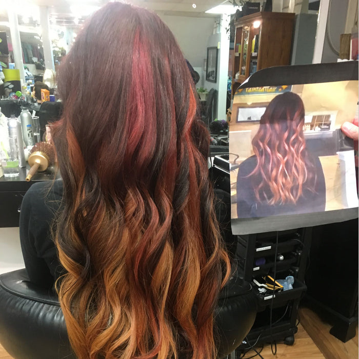 Sunnys Stylist Directory Of Hair Extension Stylists Tagged