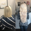 Katlyn Austin stylst at Elements Salon in Missouri