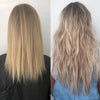 April Sorenson stylist from Utah best work I-Tips / Strand-by-Strand, Tape-Ins hair extension