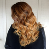 Christy Helmer stylist at Silhouette Hair Studio in California