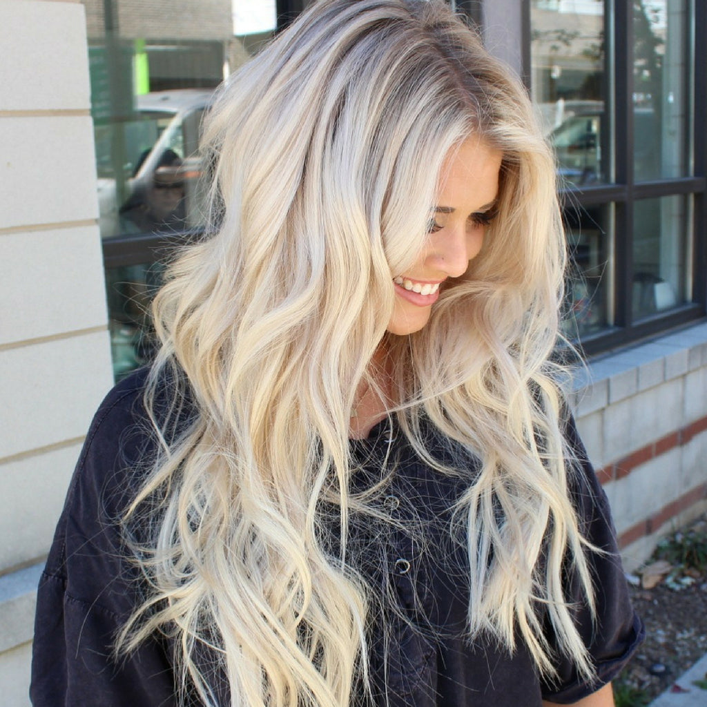 Best Of The Gram Blonde Bombshell Sunnys Hair