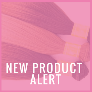 New Product Alert: Bohyme Seamless Weft..Hand Tied Hair Extensions you can Cut!