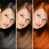 How to match hair extensions color