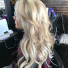 Jessica Evans stylist at Adorn Salon in Texas
