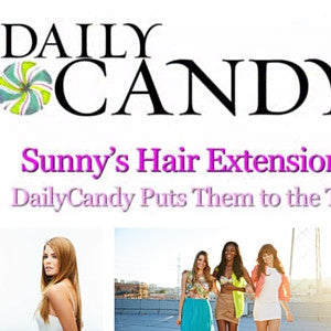 Press sunnys hair wigs in the news tagged clip in hair daily candy pmusecretfo Choice Image