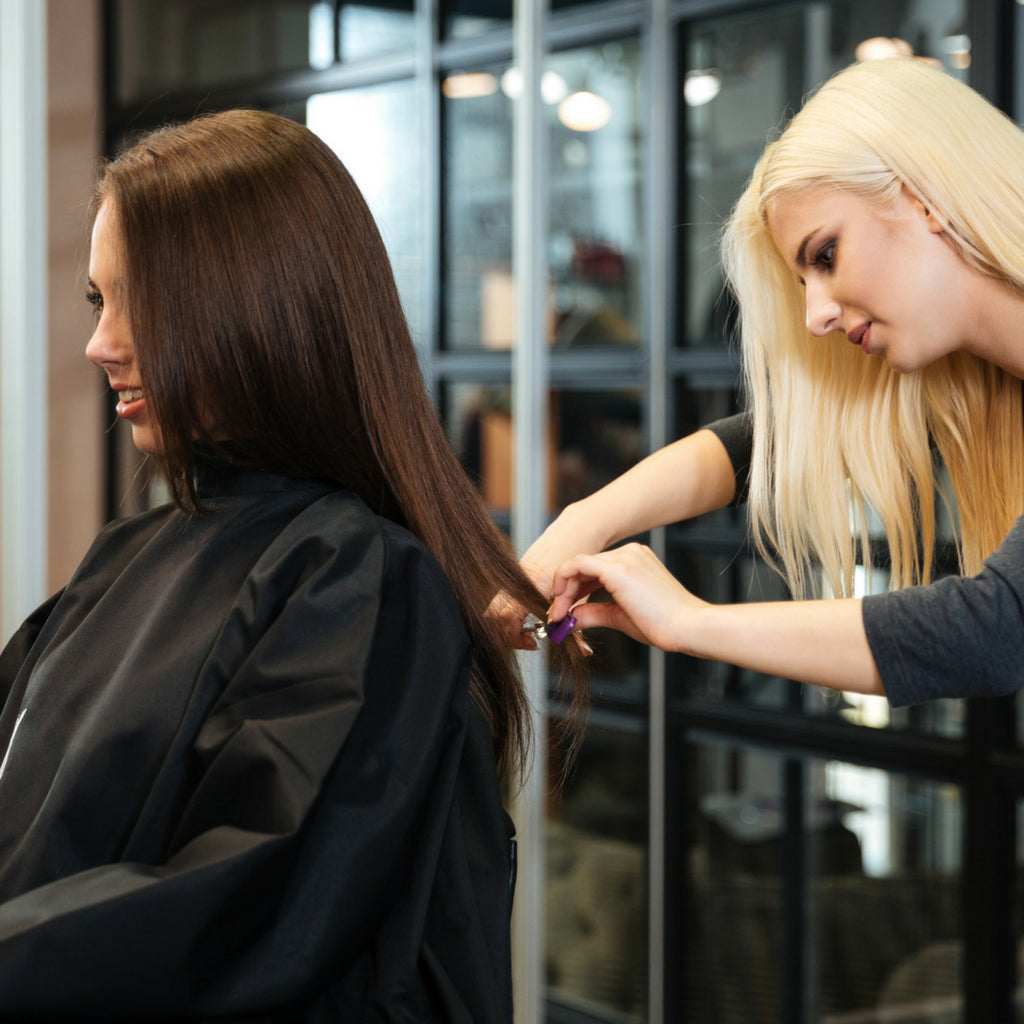 6 Tips For Seamlessly Blending Your Hair With Hair Extensions