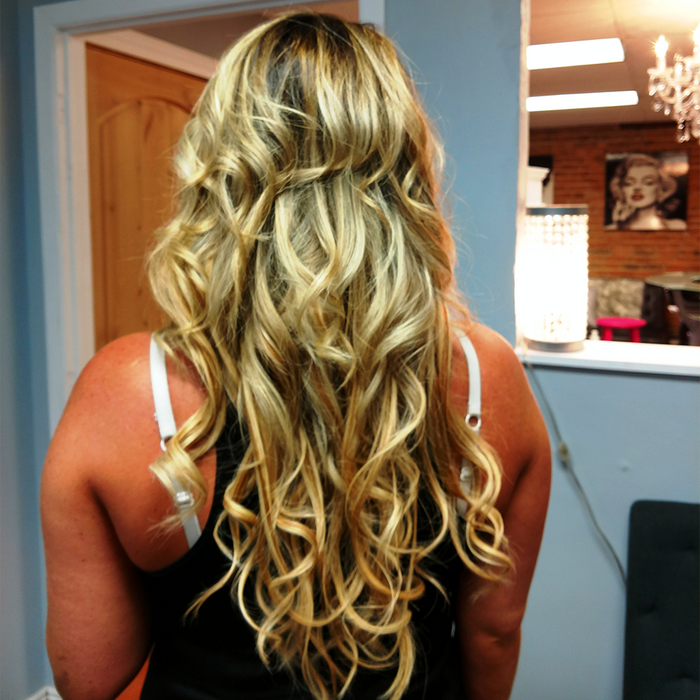 Sunnys Stylist Directory Of Hair Extension Stylists Tagged Halo