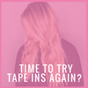 Buy Bohyme Tape In Hair Extensions Online