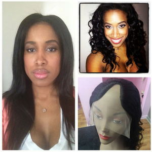 3 Reasons to Love U Part Virgin Indian Hair Wigs