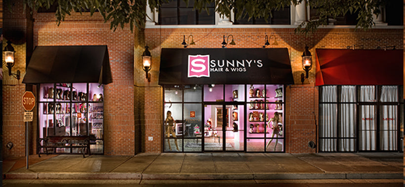 Sunnys Hair and Wigs Location in Atlanta