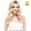 Bohyme Hair Extensions in Blonde