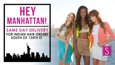 Same Day Delivery Virgin Indian Hair