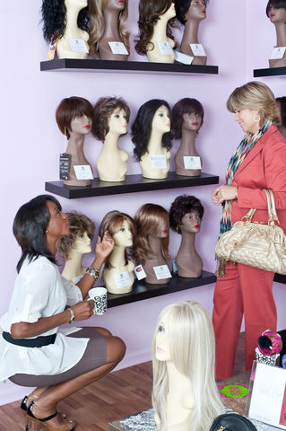 Wigs in Atlanta for Cancer or Medical Hair Loss