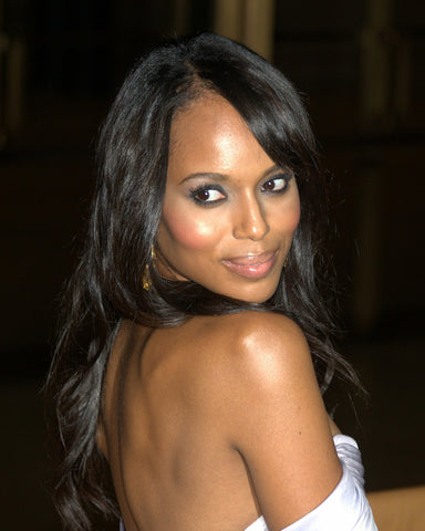 Kerry Washington Hair Extensions