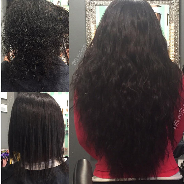 Virgin Indian Hair Tape In Extensions